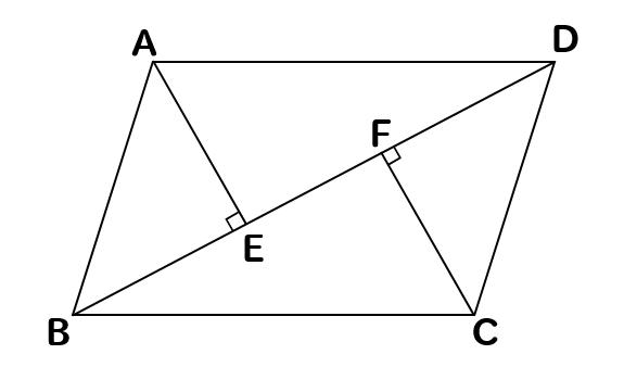 の 形 平行 条件 四辺