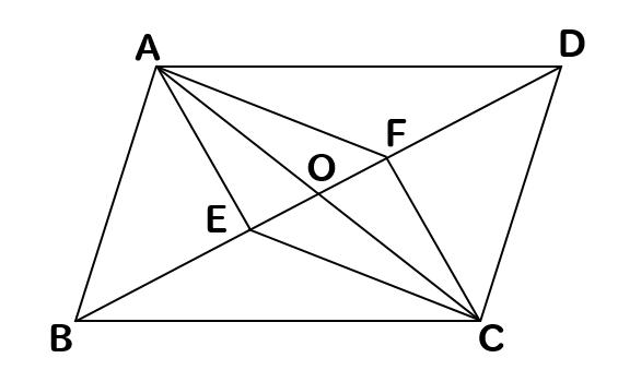 形 対角線 四辺 平行